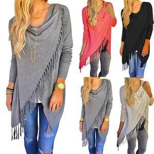 Jackets & Blazers - NWT Casual poncho / cape
